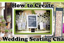 How to Create a Wedding Seating Chart / While it may seem impossible to create your wedding seating chart there are ways to do so without losing sleep.