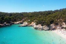 Menorca / El paraíso relajnte de ls Baleares... #menorca