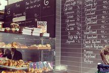 Favorittkaffebarer og -bakerier ❤️