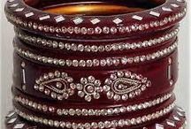 Tap lac bangles / TAP Traditional handcrafted lac Rajasthani jewellery.