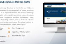 Agile Technology Solutions tailored for Non-Profits and NGOs