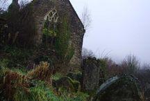 Graveyards and Gargoyles / by CJ Holmes