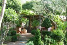 jardin de Lussan