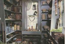Interiors - Pantry Inspiration