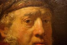 Rembrandt / Retratos de Rembrandt