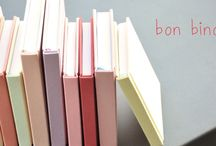 bookbinding/bon bindery / We are bon bindery in Seoul.