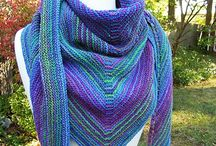 Scarves Shawls and Cowls