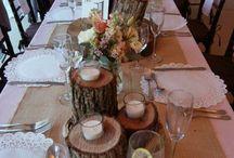Bryllup bordet