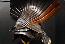Casque Samuraï