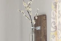 glass/vase/ odd crafts