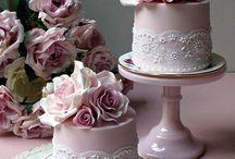 Mini cake favors