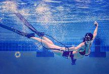 Underwater Creations / Underwater photography and art