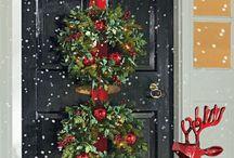 portales navideños