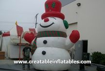 Giant Inflatables / Advertising Giant Inflatables