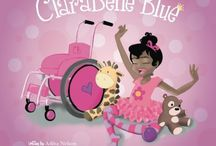 ClaraBelle's Adventures / ClaraBelle's a preschooler with MAJOR moxy...follow along and see where her adventures (and flying wheelchair) take her next!