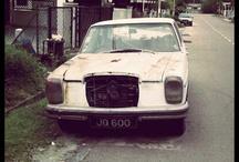 Classic Cars in Asia
