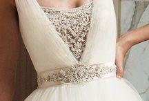 Wedding dress. / by Alissa Sanders