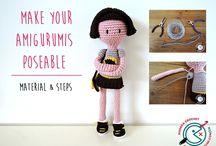 Amigurumi-crochet-knitting