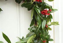 Christmas: Natural Decor Ideas