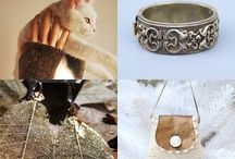 cool Etsy Treasuries / by Karen Meyers