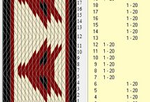 [s] Tkanie - Tabliczki [wzory 6]