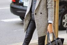 Winter style I love / Fashionable