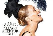 BAZAARS / Revista Harpers Bazaars / by rosa molina