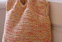 Borse tricot