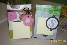 crafts we had made