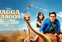 Jagga Jasoos a Hindi comedy-drama film