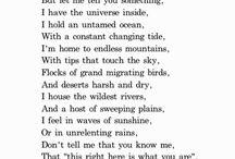Poetic Inspiration