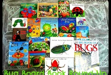 Book Inspired Activities and Book Lists for Kids