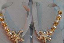 chinelos decorativos