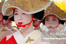 Japan / To mark the recent festivities at the Gion Matsuri traditional Japanese festival here are some of our favourite photos of Japan