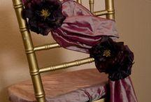 Detalhes cadeira cerimonia
