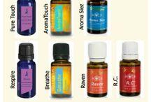 E.O. Information / Information regarding essential oils and the health benefits.