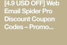 Web Email Spider Pro