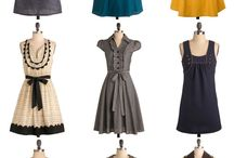 Sewing, making, redesigning - clothes