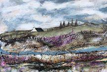Embroidery - Louise O'Hara