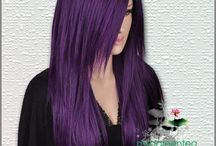 hair style/colors