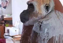cerámicas esculturales