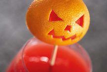 Halloween crafts/food