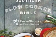 Fall Cooking / Now that the weather has cooled down it is time to fire up the oven, loosen your belt buckle and cook up some savory meals.