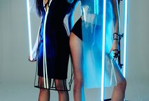 AW16 | LUMINA Lookbook / Read more: http://chromat.co/blogs/news/91597635-techtalks-adaptive-clothing  Photo by Anastasia Garcia  Hair by Takayoshi Tsukisawa Makeup by Angelina Cheng  Styling by Edda Gudmunsdottir Casting by Gilleon Smith Models: Alisar at Red, Erin at Request, & Sabina Karlsson at JAG / by Chromat