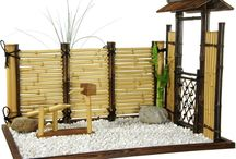 JAPANese small garden kits