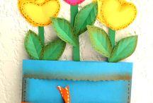 Manualidades para día de la madre / Te enseño cómo hacer paso a paso manualidades para el día de la madre-DIY