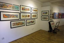 Exhibitions at The Brick Lane Gallery