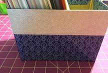 BOX-OORTREK MET DUCT TAPE