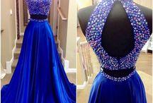 šaty na ples