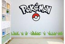 Kids Pokémon Room